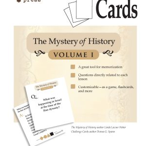 The Mystery of History Volume I Challenge Cards by Bright Ideas Press