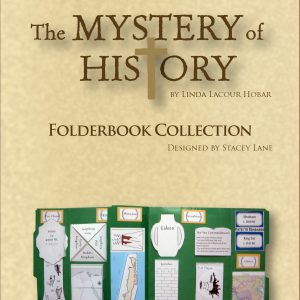 The Mystery of History Volume I Folderbook by Bright Ideas Press