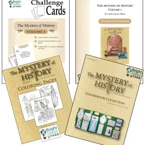 The Mystery of History Volume I Super Supplemental Collection by Bright Ideas Press