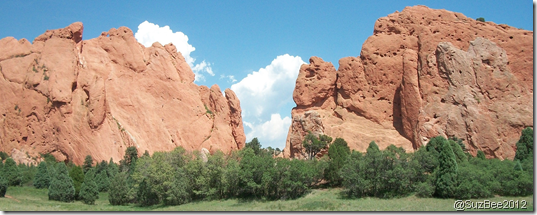 Garden of the Gods Gap, Colorado Springs
