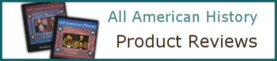 All American History by Bright Ideas Press: Product Reviews by Homeschool Moms