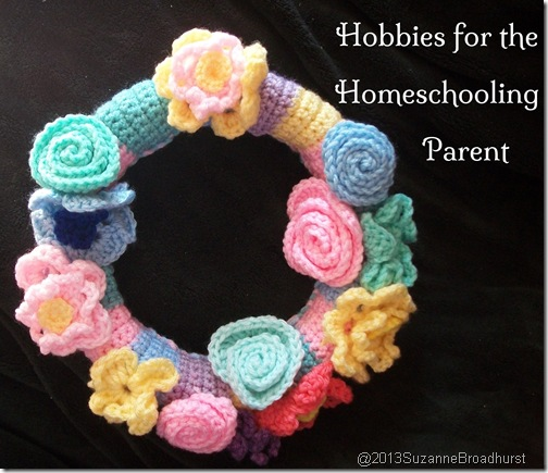 Hobbies for Homeschooling Parent @SuzBroadhurst @BrightIdeasTeam