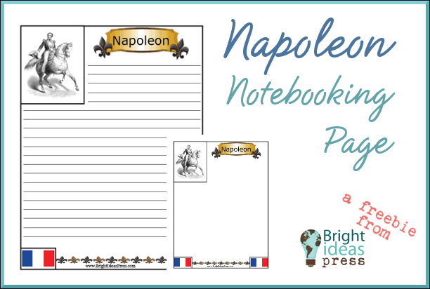 napoleon-notebooking-freebie