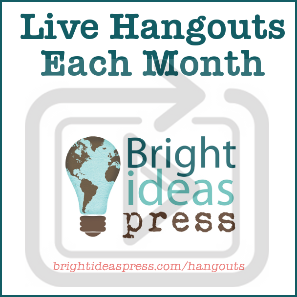 Bright Ideas Press Hangouts