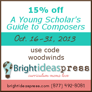 15% off A Young Scholar's Guide to Composers Oct. 16-31, 2013