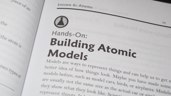 Atomic Model hands-on @brightideasteam