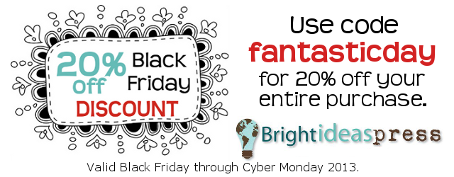 20 percent off Black Friday sale 2013