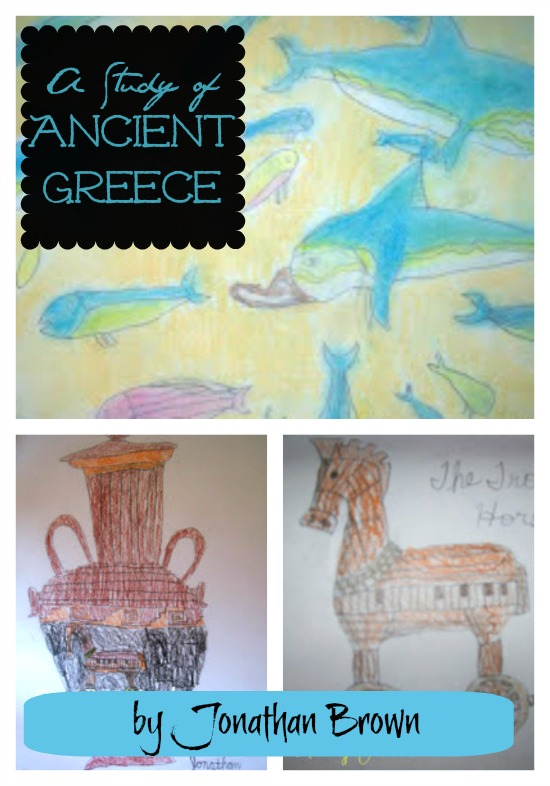 Art Study of Ancient Greece