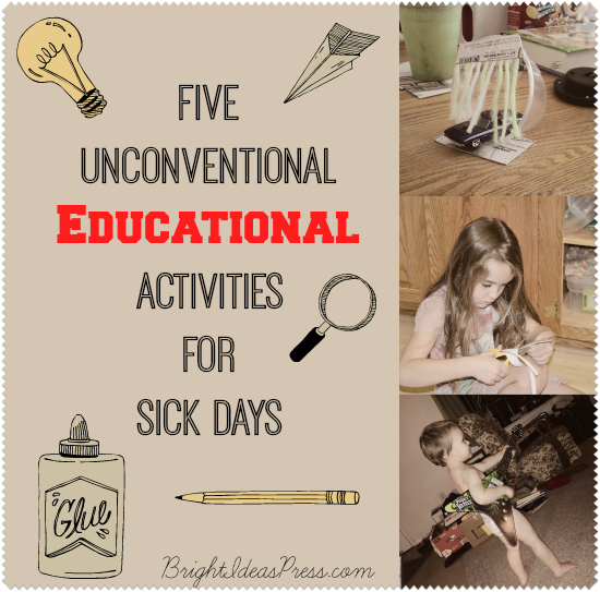 5 Unconventional Educational Activities for Sick Days