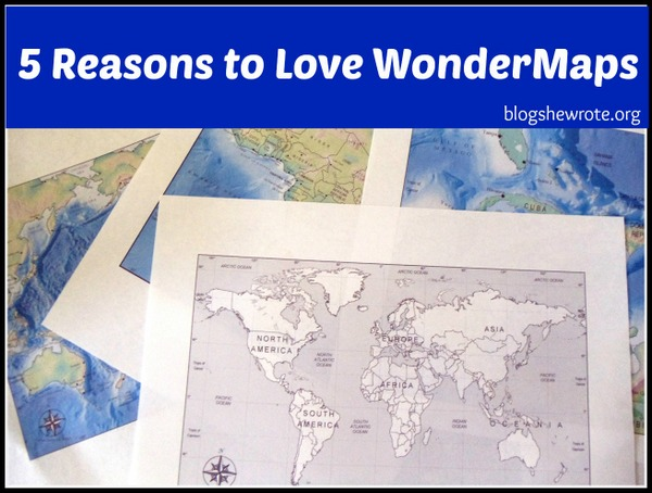 Bright Ideas Press: 5 Reasons to Love WonderMaps