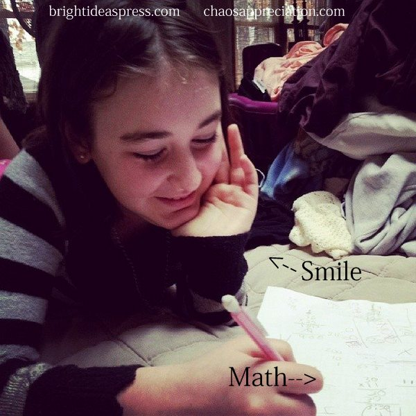 Smiling Over Math