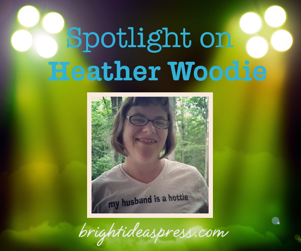 Spotlight on Heather Woodie, homeschool mom and BIP blog contributor