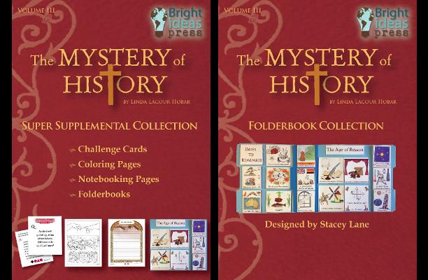 The Mystery of History Volume III Supplements