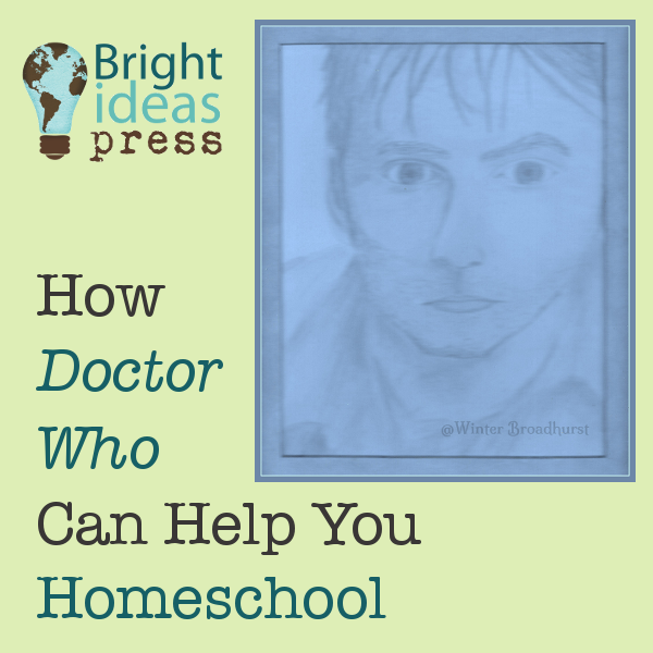 How Doctor Who Can Help You Homeschool