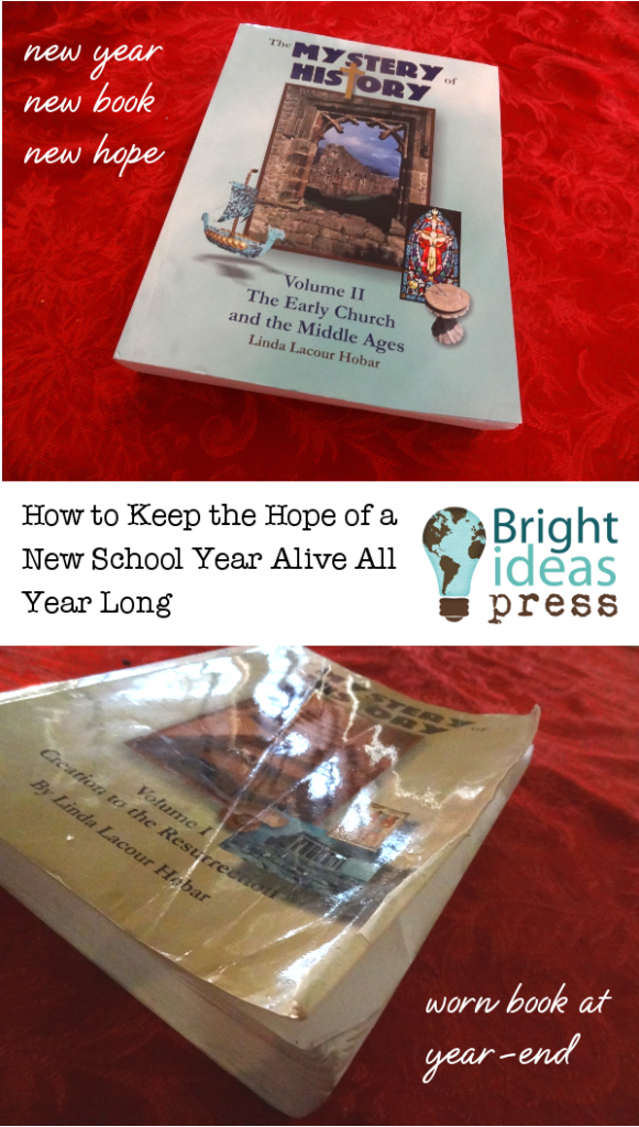 How to Keep the Hope of a New School Year Alive All  Year Long