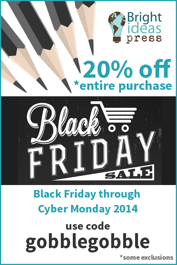 Bright Ideas Press 2014 Black Friday Sale