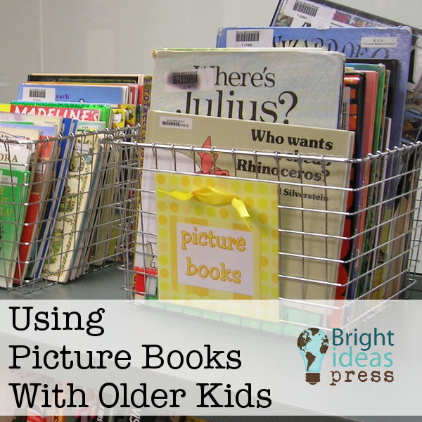 Using Picture Books With Older Kids