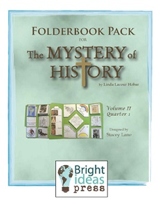 Folderbook for The Mystery of History Volume 2