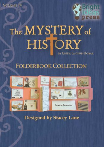 The Mystery of History Volume IV Folderbook