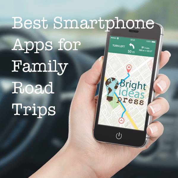 Best Smartphone Apps for Family Road Trips