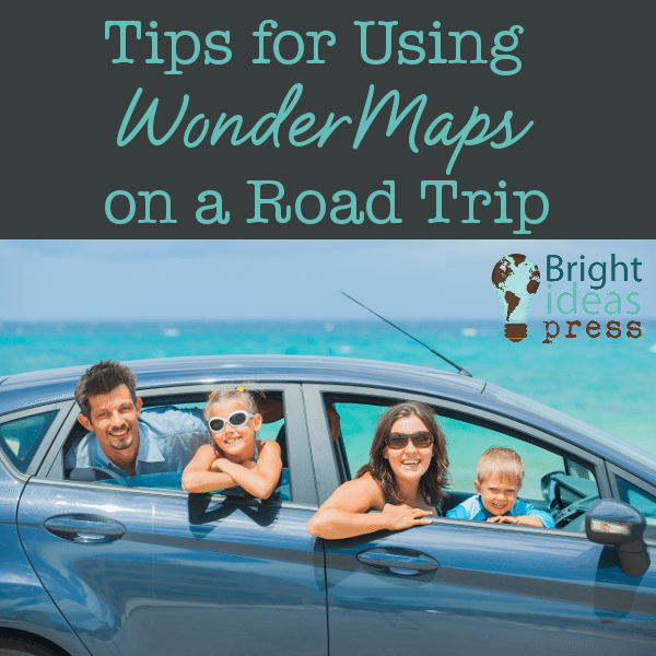 Tips for Using WonderMaps on a Road Trip