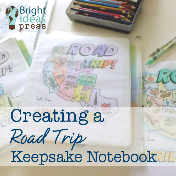 Turning Your Road Trip Notebook Into A Keepsake