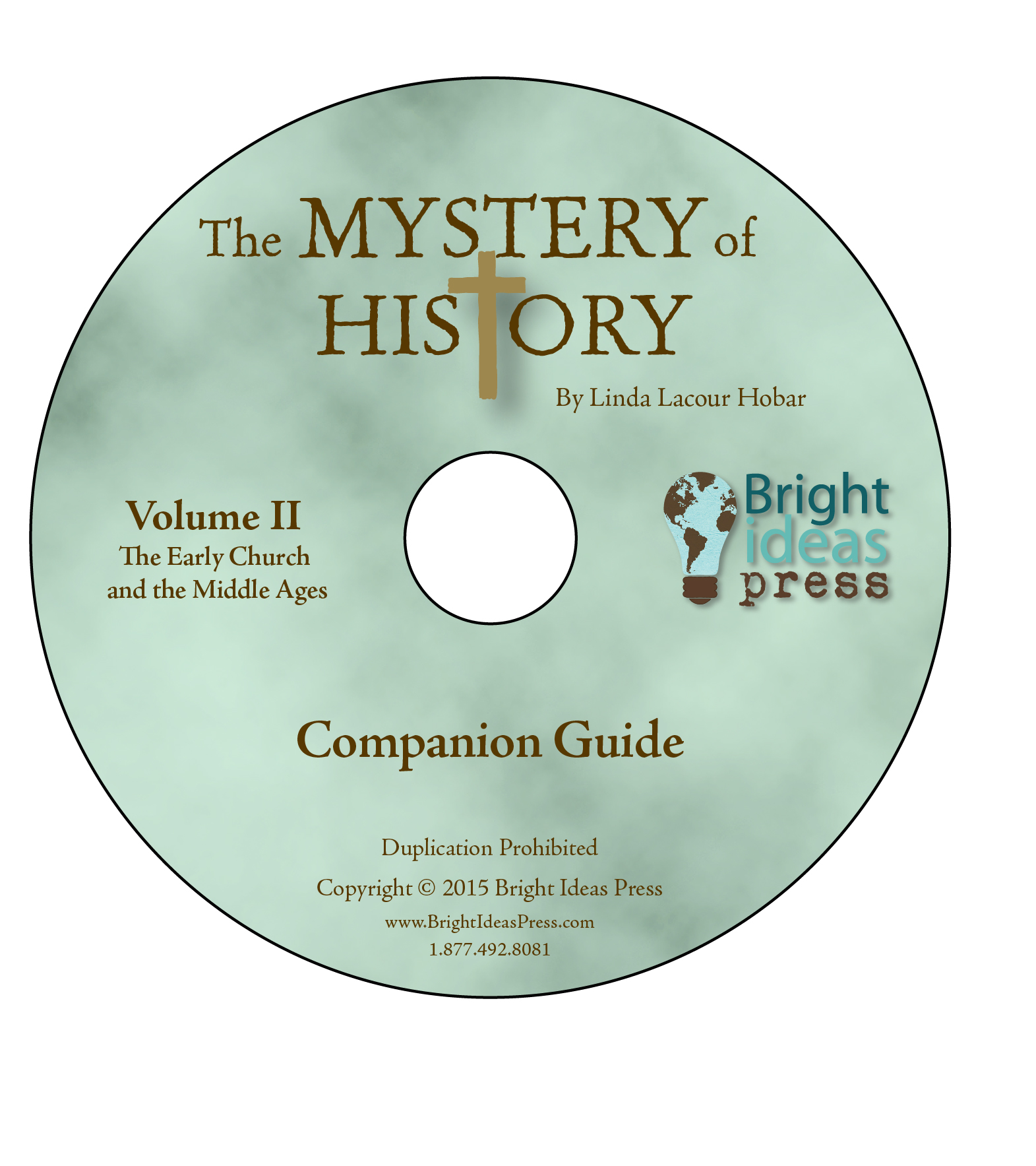 The Mystery of History Volume II Companion Guide