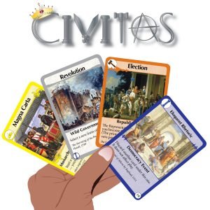 Civitas card game • learn about world governments