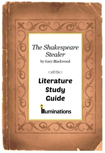 The Shakespeare Stealer Literature Study Guide