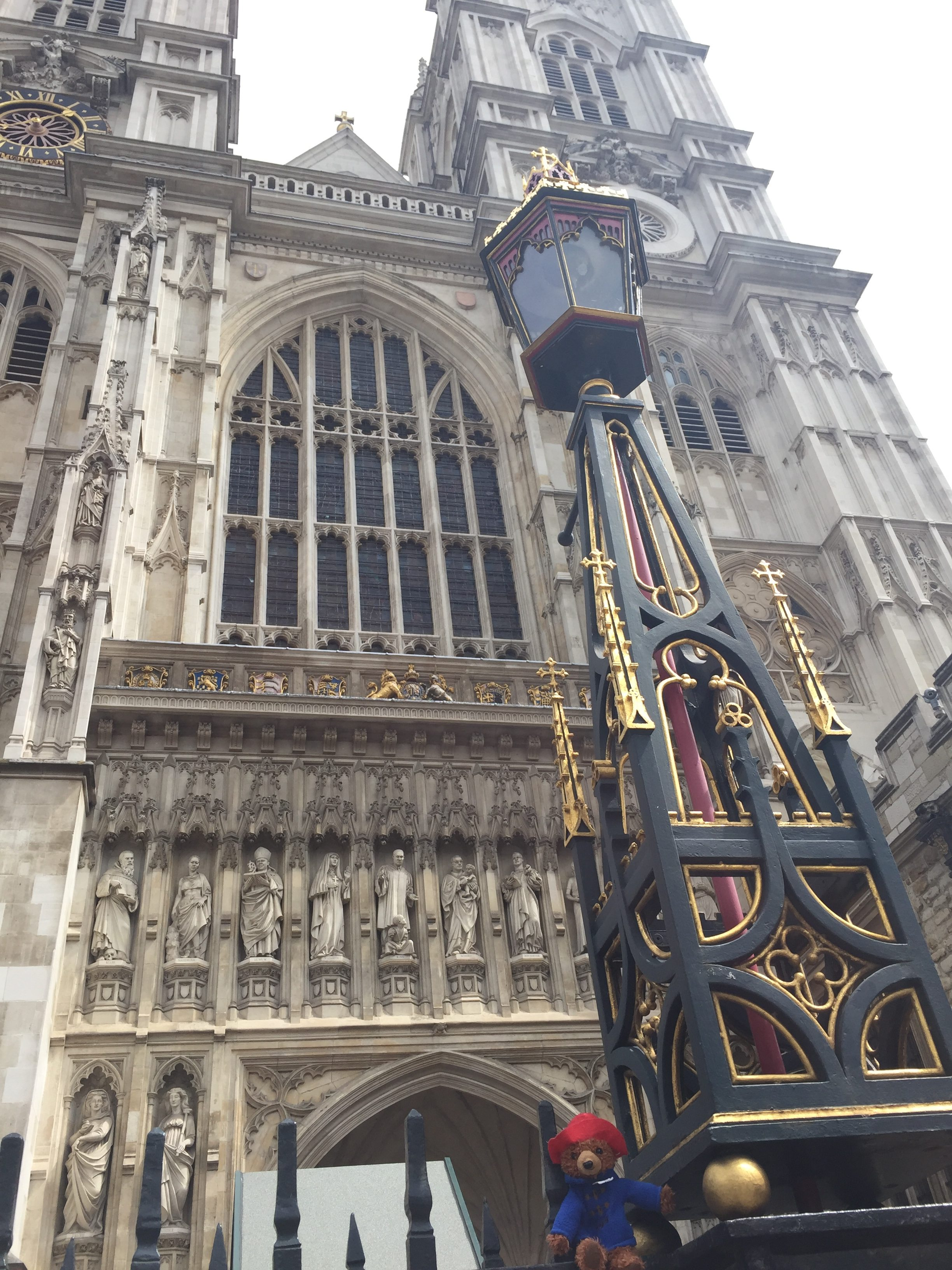 Homeschool Field Trip to England: Westminster Abbey