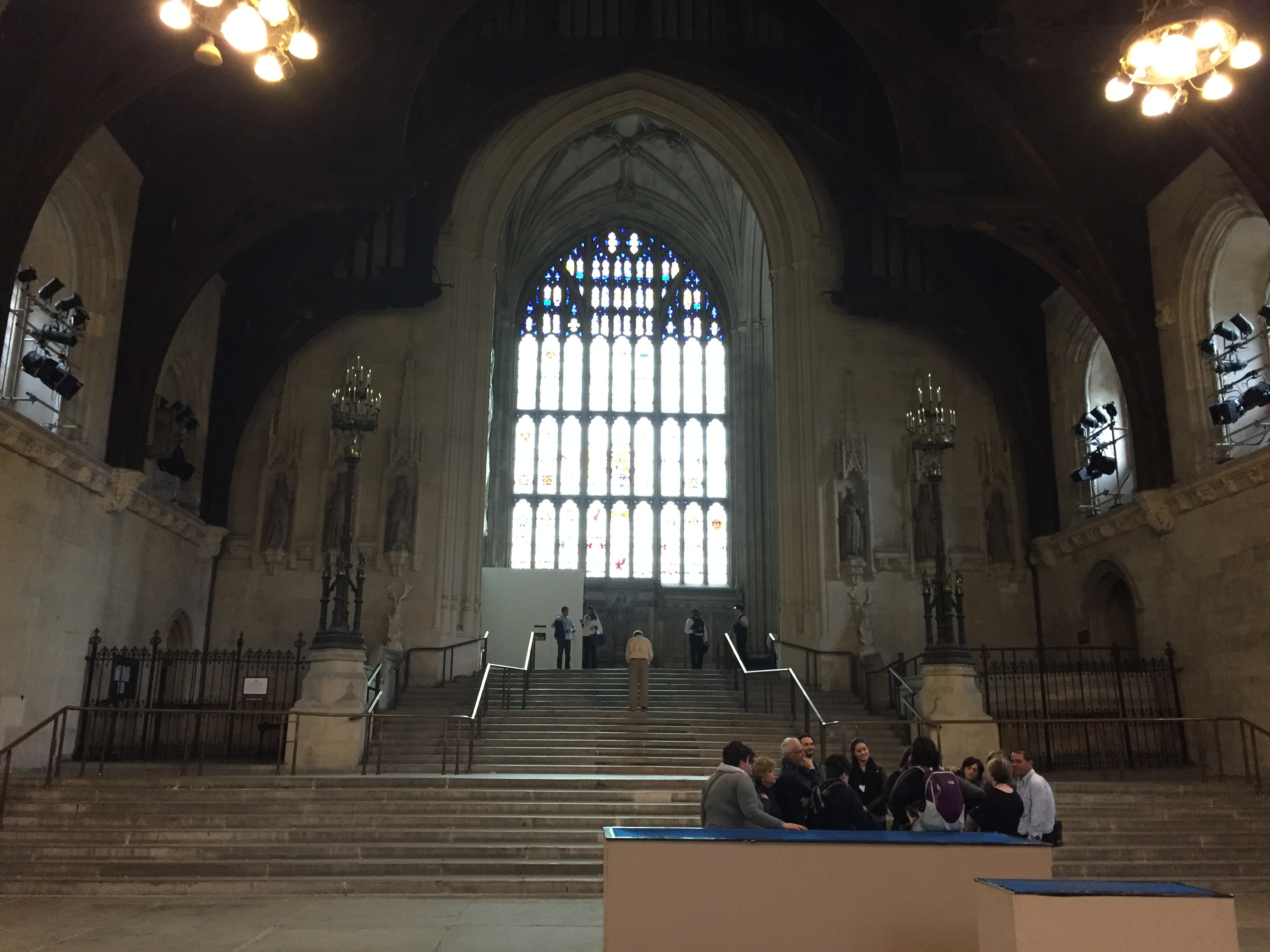 Homeschool Field Trip to England: Westminster Palace - Parliament
