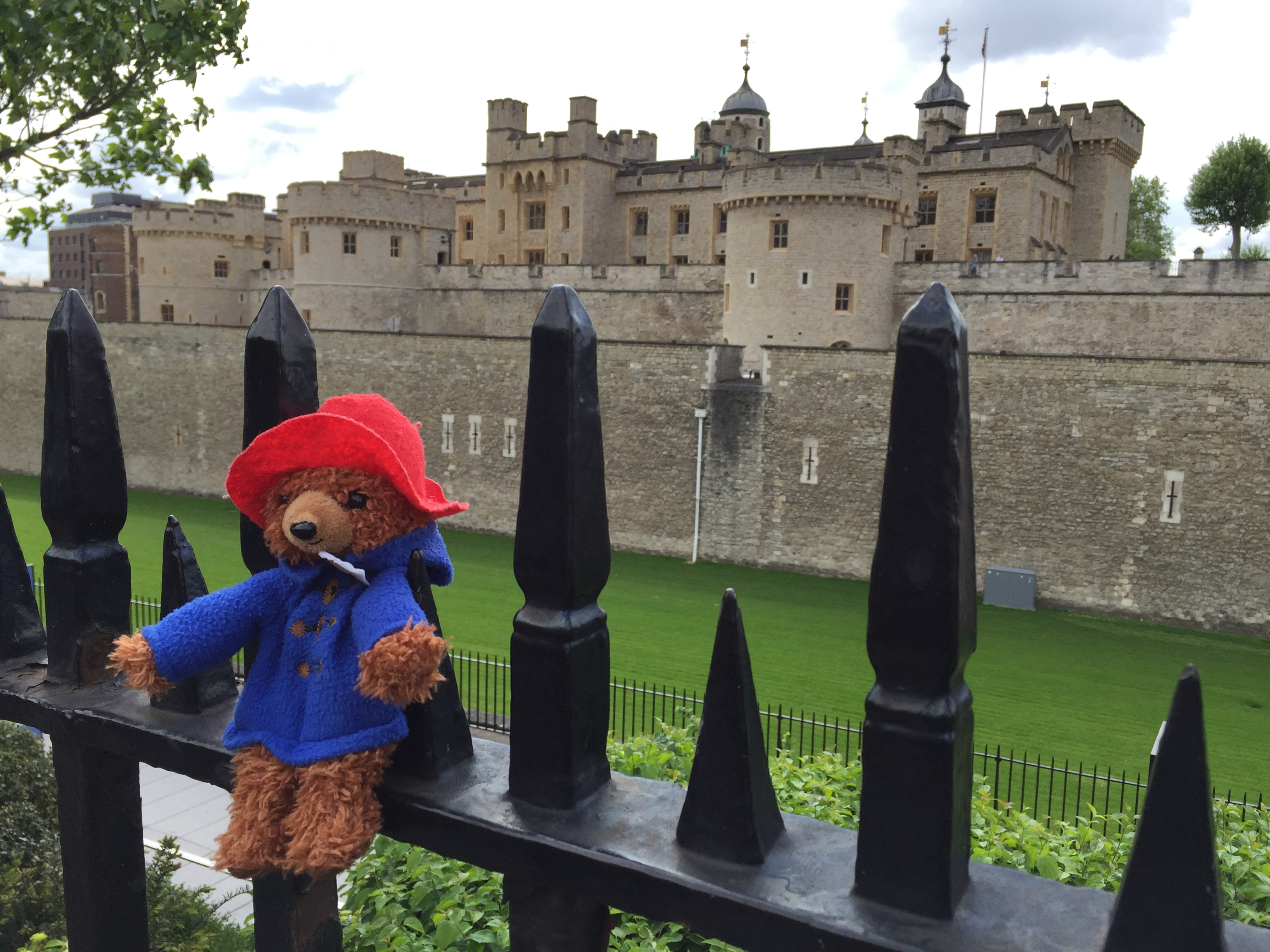 Homeschool Field Trip to England: Tower of London