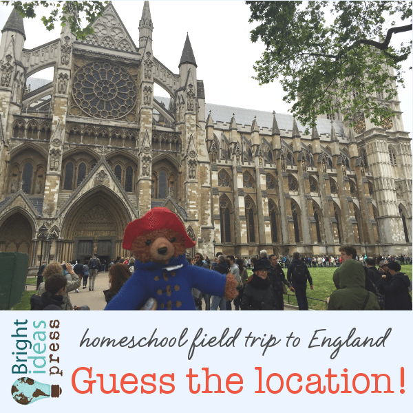Homeschool Field Trip to England: Guess the Location #3