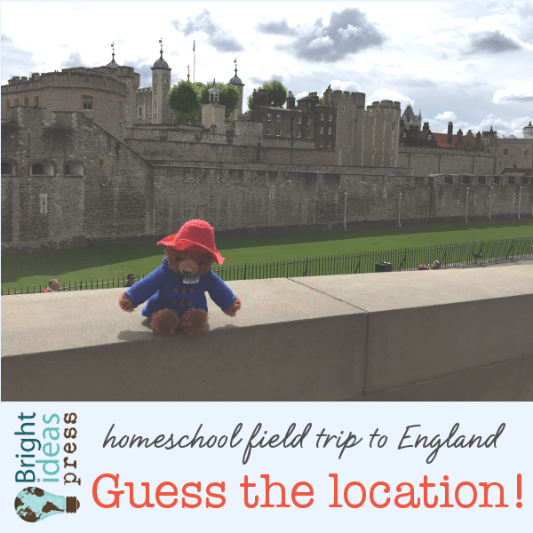 Homeschool Field Trip to England: Guess the Location #4