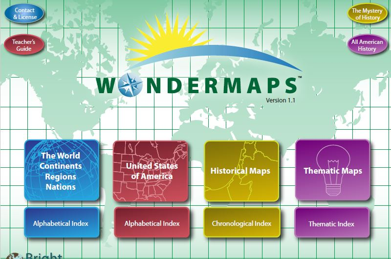 How to use wondermaps with the mystery of history bright ideas press how to use wondermaps with the mystery of history gumiabroncs Images