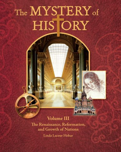 The Mystery of History Volume III Companion Guide by Bright Ideas Press