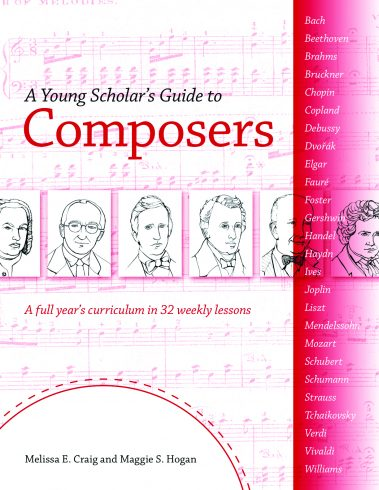 Young Scholar's Guide to Composers (Paperback) • Bright Ideas Press