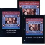 All American History Volume II Set: Student Reader, Teacher's Guide and Student Activity Book
