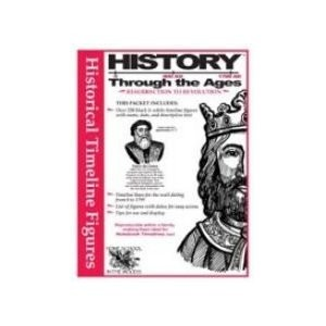 The Mystery of History Volume II Historical Timeline Figures