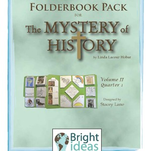 The Mystery of History Volume II - Folderbook by Bright Ideas Press