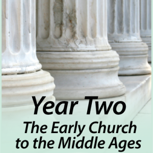 Illuminations Year 2: The Early Church and the Middle Ages by Bright Ideas Press