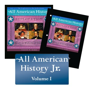 All American History Junior, Volume I